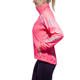 Endura Luminite DL Jacke Damen neon pink